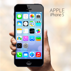 Apple iPhone 5 32GB, Black