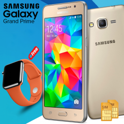 SAMSUNG GALAXY GRAND PRIME(G530H) FREE WATCH