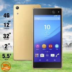 "Kailinuo Z6 Plus, Smartphone, 4G/LTE, Single sim, Dual camera, 5.5"" IPS, 32GB, Gold"