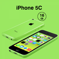 Apple iPhone 5C 16GB, Green