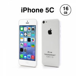 Apple iPhone 5C 16GB, White