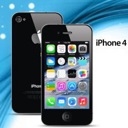 Apple iPhone 4 16GB, White