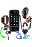 10 in 1 Bundle Offer , Nokia 5233 Xpressmusic Mobile Phone ,Portable USB LED Lamp, Wired Earphones, Ring Holder, Headphone, Mobile Holder, Macra Watch, Yazol Watch, Selfie Stick, Mp3 Player