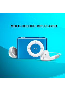 Multi-Colour MP3 Player