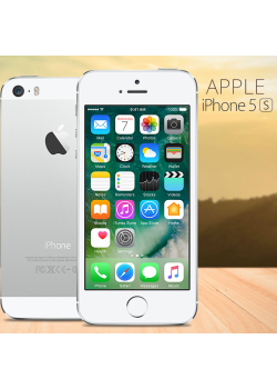 Apple iPhone 5S 16GB - R, Silver