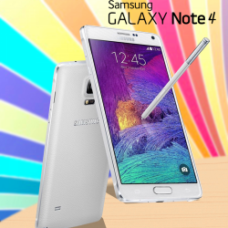 Samsung Galaxy Note 4 N910AR, 4G LTE, Frosted white