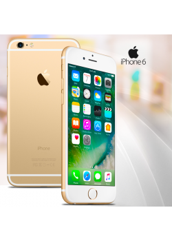 Apple Iphone 6 16GB-R Gold