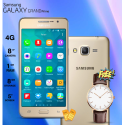 SAMSUNG GALAXY GRAND PRIME(G530H) FREE YAZOLE CASUAL WATCH