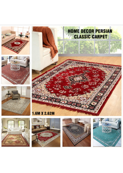 Home Decor 1.6M X 2.62M Persian Classic Carpet, A112