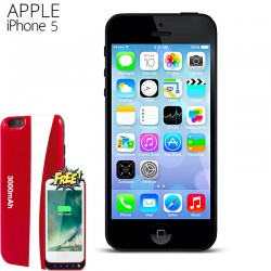 Apple iPhone 5 16GB, Free Power Bank Case