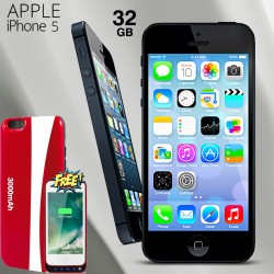 Apple iPhone 5 32GB, Free Power Bank Case