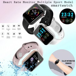 IP67 Smartwatch Heart Rate Monitor Multiple Sport Model Fitness Tracker Man Women Wearable