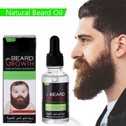 Natural Organic Beard Oil For Men, BL01
