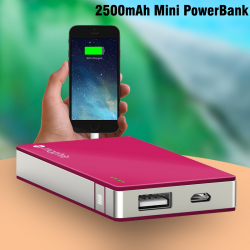 Mophie Juice Pack 2500mAh Mini PowerBank, MP00
