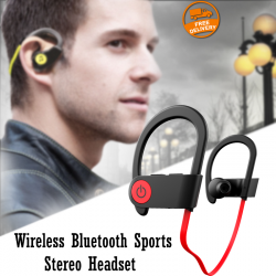 Romix Wireless Bluetooth Sports Stereo Headset, S3
