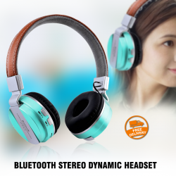 Bluetooth Stereo Dynamic Headset, AT-BT819