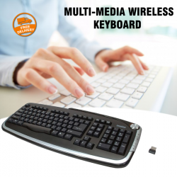 Imation Multi-Media Wireless keyboard, WKB-750