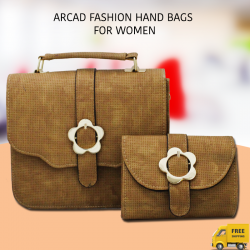 Arcad Fashion Hand bag With Crossbody Bag For Women, AC286