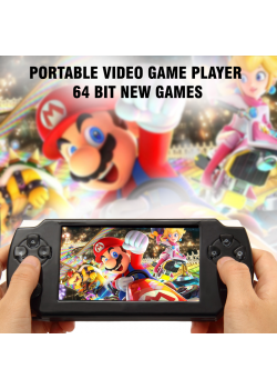 BSNL Portable Video Game Player,64 Bit New Games, Game64