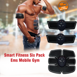 Smart Fitness Six Pack Ems Mobile Gym, 6PACK
