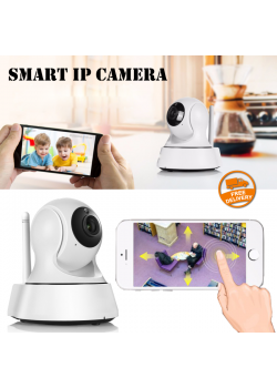 Smart IP Camera, Simple Home Monitoring