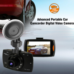 Advanced Portable Car Camcorder Digital Video Camera, Digital Voice Recorder, Digital Still Camera, CAM01