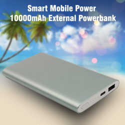 Smart Mobile Power 10000mAh External Powerbank, P8