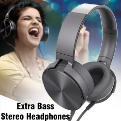 Extra Bass Headphone, XC-450