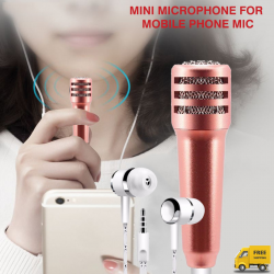 Mini Microphone for mobile phone Mic, MIC-111