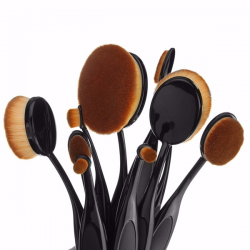 Mermaid Multipurpose Makeup Brush, M13