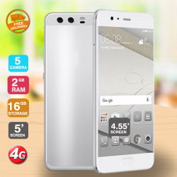 "Lenosed N10,  4G, Dual Sim, Dual Cam, 5.0"" IPS, Silver"