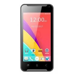 "Safari One X10 Smartphone, 4G LTE, Dual Sim, Dual Cam, 4.5"" IPS, Black"
