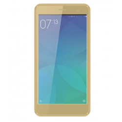 "Mione R10, 4G Dual Sim, Dual Cam, 6.0"" IPS, 32GB, Fingerprint ,Gold"