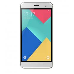"Mione R10, 4G Dual Sim, Dual Cam, 6.0"" IPS, 32GB, Fingerprint ,Silver"