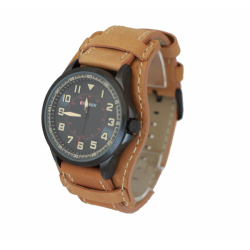 Curren Genuine Leather Leisure Style Fashion Watch For Men, CG777