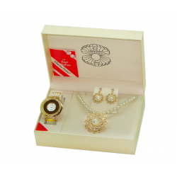Charles Delon Jewelry Set For Women, CD100