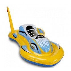 INTEX Inflatable Toy Motorboat Raft, 56535NP