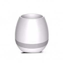 Palma, Multi Color Creative Smart Bluetooth Music Flower Pot Speaker