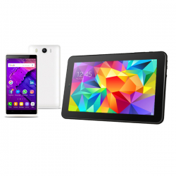2 in 1 Bundle Offer, Atouch A902 Tablet, Lukka Smartphone