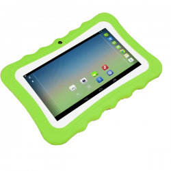 BSNL K1 Kids Tablet, 7 inch, Android 4.4.2, 4GB, Dual Core, Dual Camera, Green