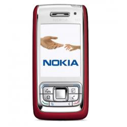 Nokia E65, Red
