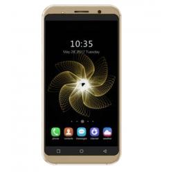 "X-BO S87, 4G Dual Sim, Dual Cam, 5.5"" IPS, 16GB, Gold"