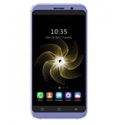 """X-BO S87, 4G Dual Sim, Dual Cam, 5.5"""" IPS, 16GB, Blue"""