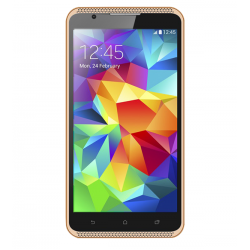 "Bellzoo T5 Plus, Dual Sim, Dual Cam, 5.5"" IPS, Gold"