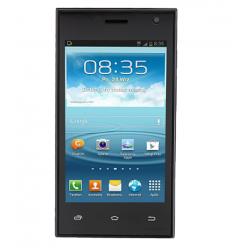 Zelta Millennium Q20, Dual Sim, Dual Cam, 4'' IPS, Black