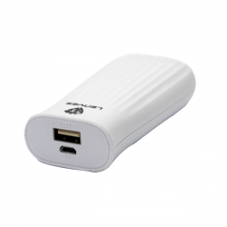 Lenyes 6000mAh Power Bank For Smartphones,