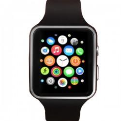 BSNL A20 Smart Watch Mobile, Black