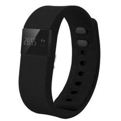 BSNL TW64 Smart Bracelet With Activity & Sleep Tracking, Black