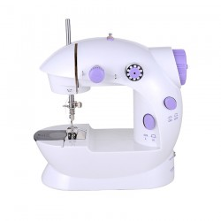 Multi-Functional Mini Electric Household Sewing Machine, SM-202