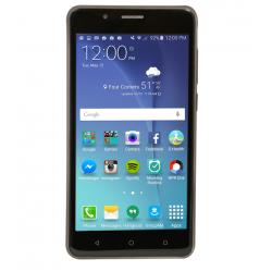 "Leader Mars 11 Smartphone, 4G LTE, Dual Sim, Dual Cam, 5.0"" IPS, Black"